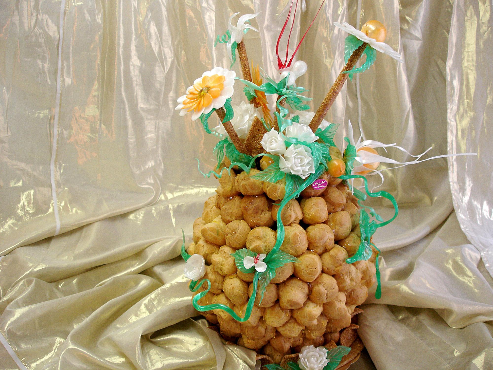 Dessert mariage, baptême, anniversaire Grenoble