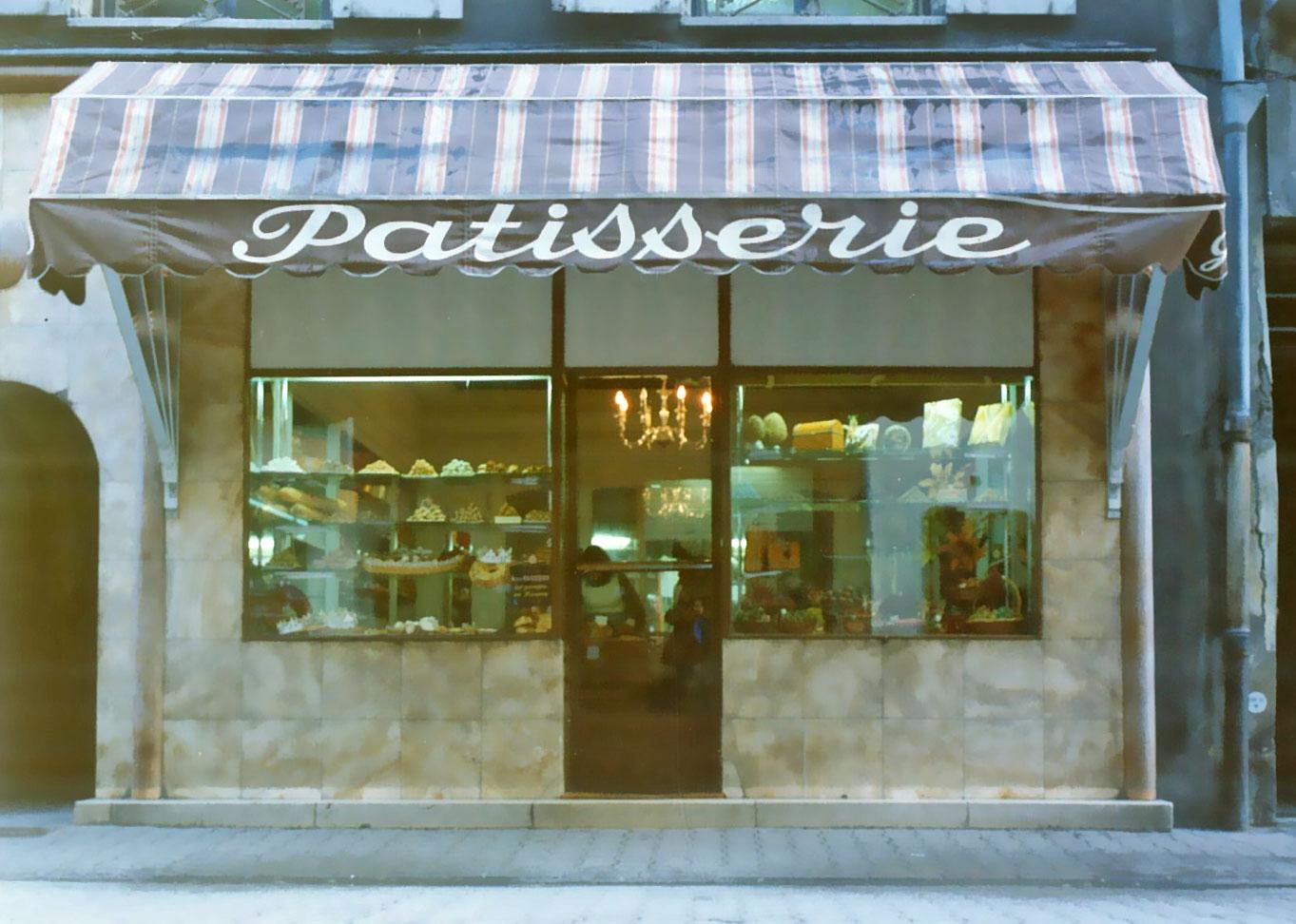 Pâtisserie Les Ecrins vieilles photo Grenoble