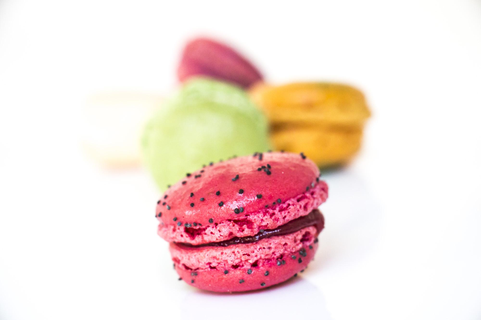 Macarons Grenoble Pâtisserie Les Ecrins