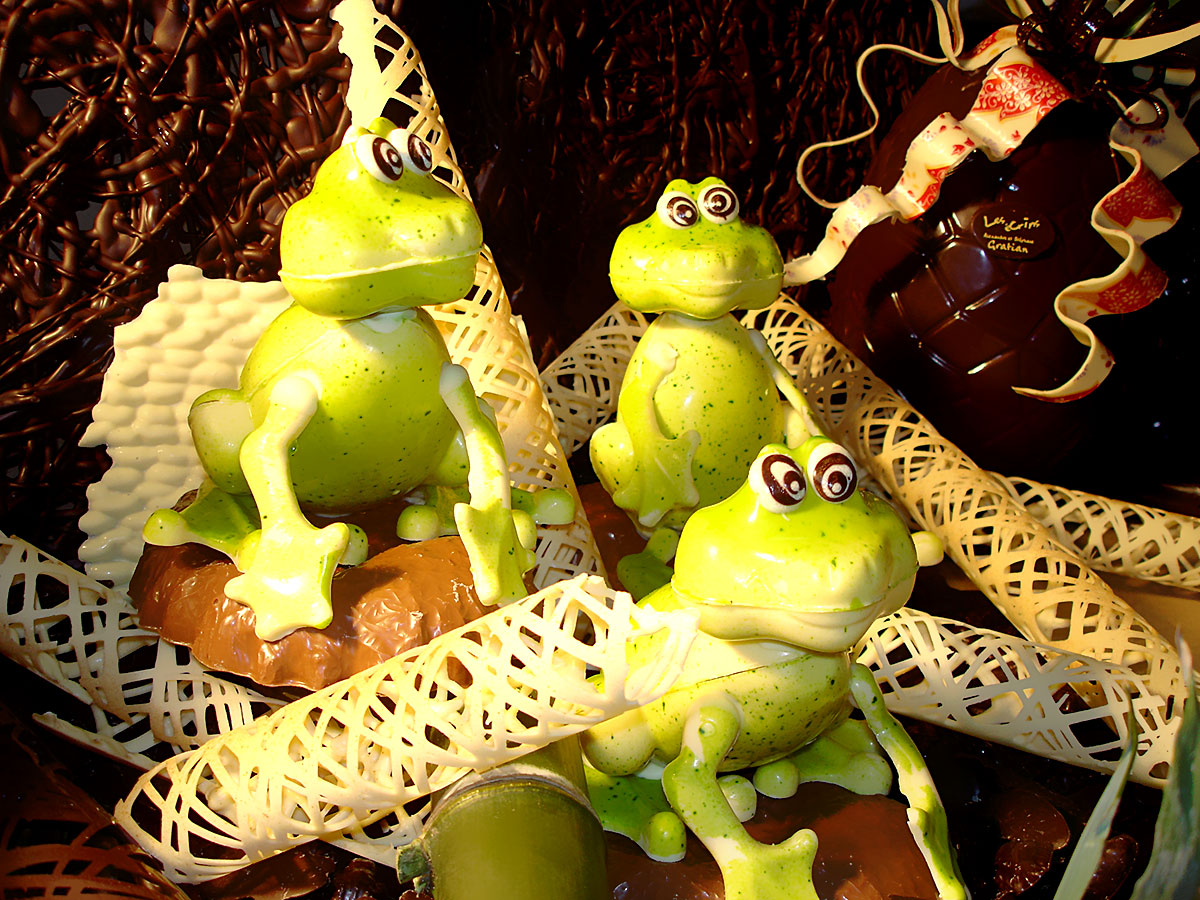 Chocolats de Pâques Grenoble