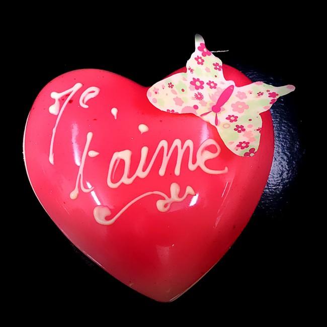 Saint Valentin Chocolat Grenoble