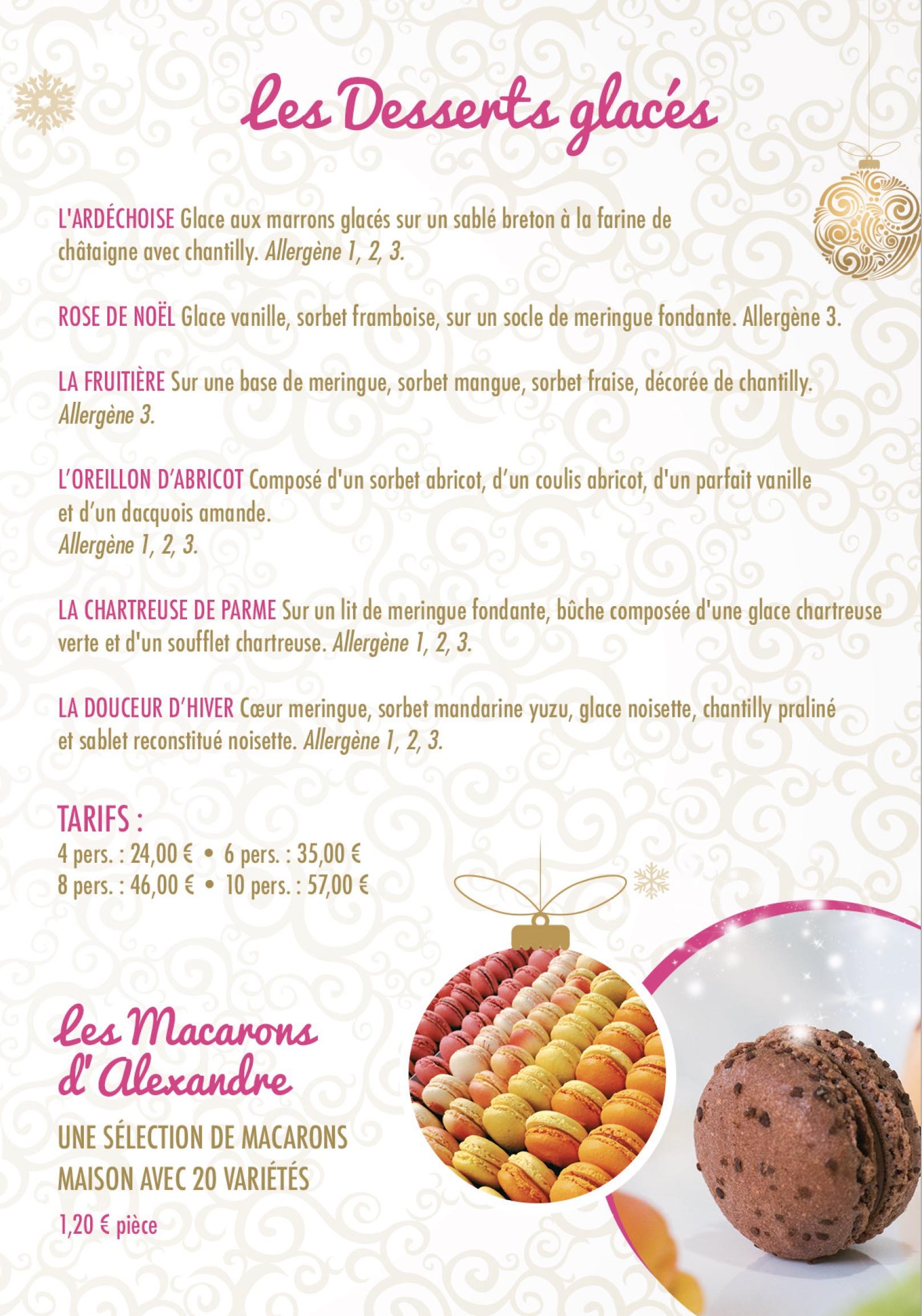 dessertsglace