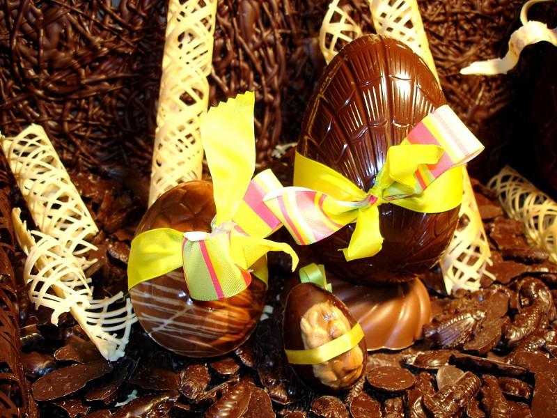 Chocolats de Pâques - Grenoble