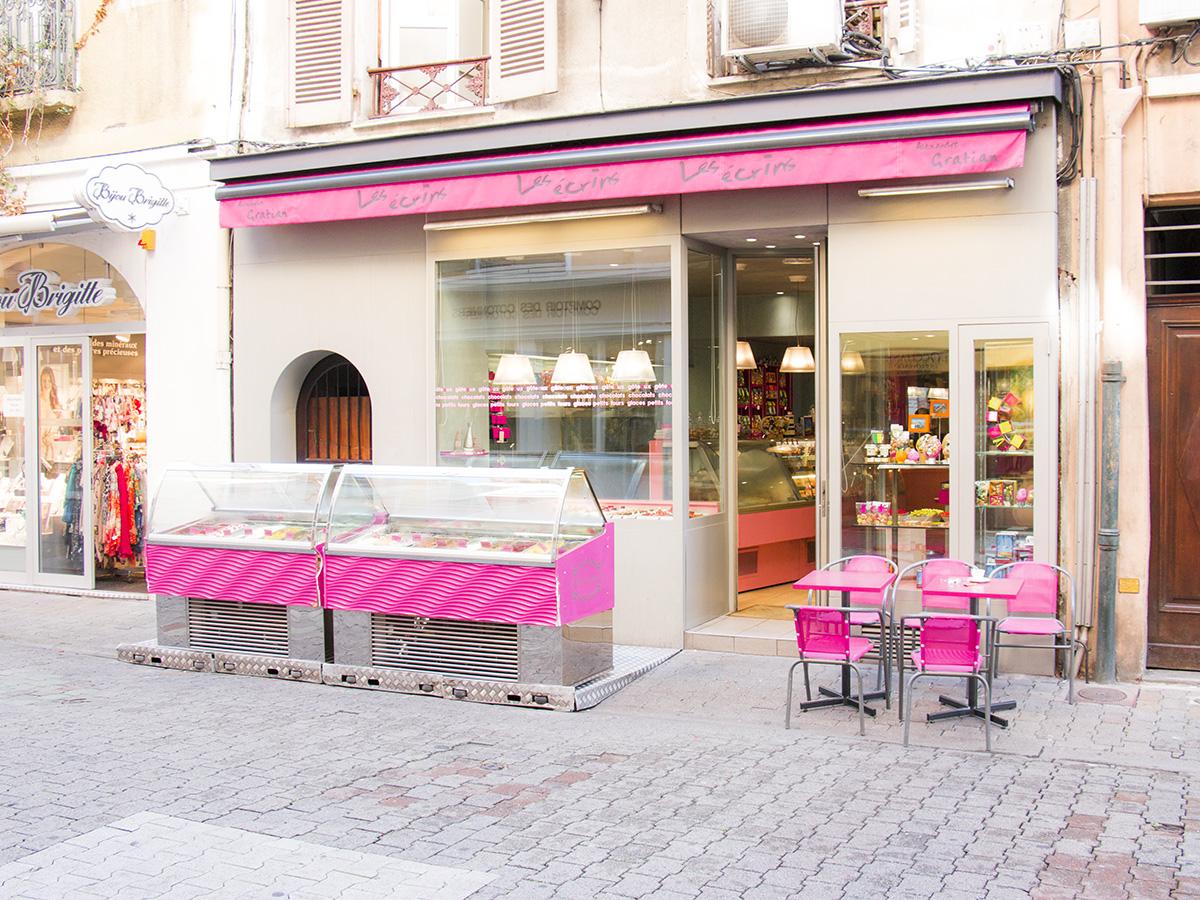 Pâtisserie Les Ecrins Grenoble